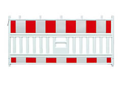 Mobile road barrier