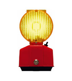 LED flash signal light
